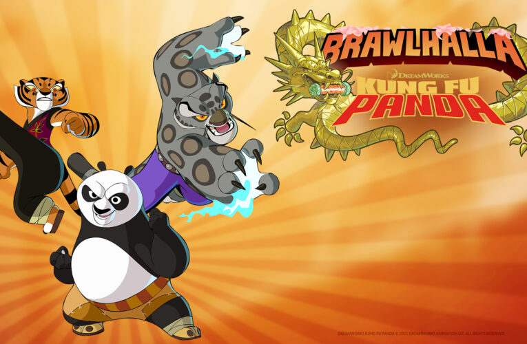 Kung Fu Panda de DreamWorks Animation se une a Brawlhalla como un Crossover Épico el 24 de marzo