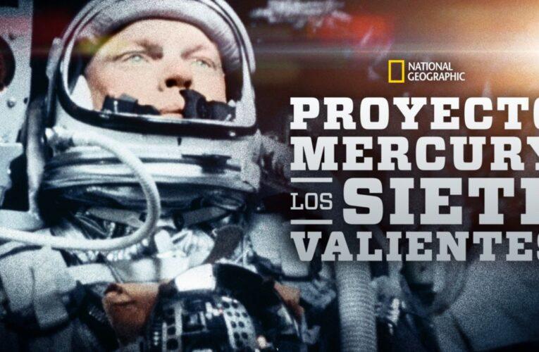 El viernes 26 de marzo Disney+ estrena el documental 'Proyecto Mercury: Los Siete Valientes'