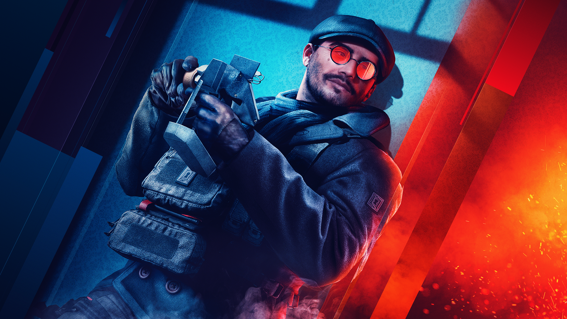Crimson Heist Ya Está Disponible Ahora en Tom Clancy's Rainbow Six® Siege