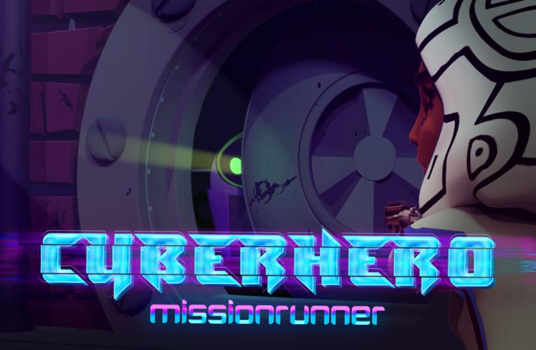 ¡Cyber Hero – Mission Runner se lanza hoy para teléfonos Android!