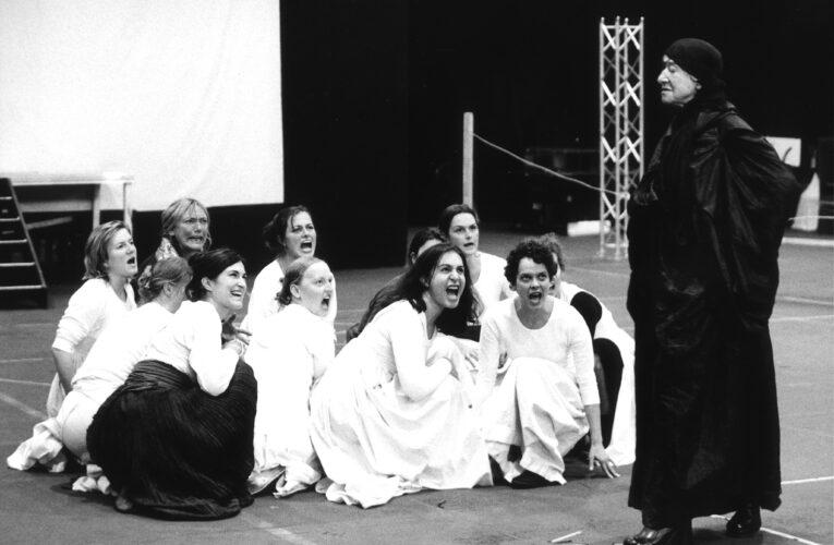 """Por primera vez en televisión para Latinoamérica, Film&Arts estrena la versión completa de """"Fausto"""" de Peter Stein"""