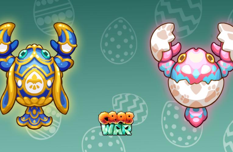 Crab War ¡Celebra la alegría de la Pascua!