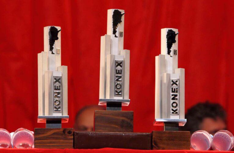 Premios Konex 2021: Espectáculos. Se conformó el Gran Jurado