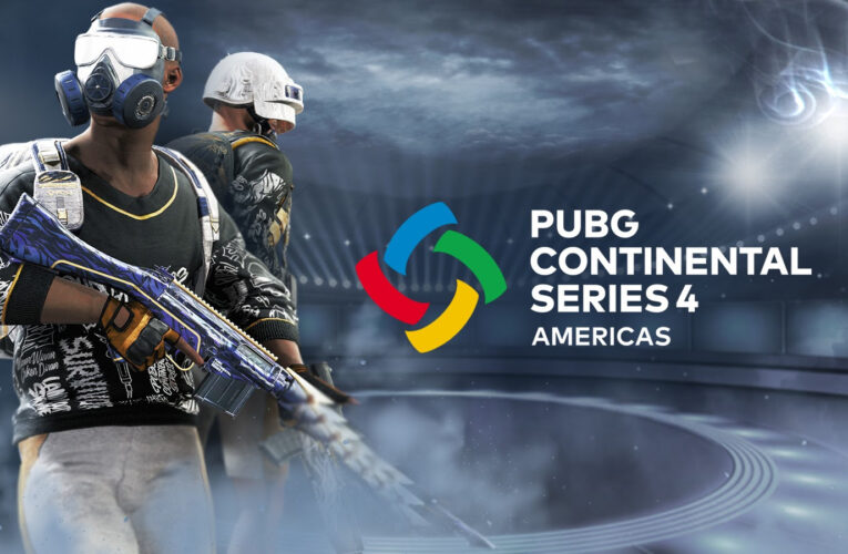 KRAFTON, Inc. anuncia PUBG Continental Series 4