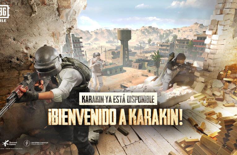 El mapa Karakin ya está disponible en PUBG MOBILE a partir de hoy