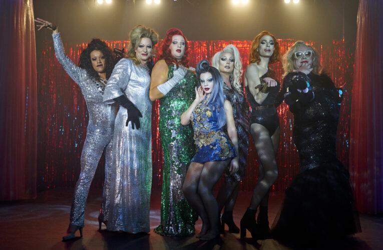 """Netflix lanza tráiler y arte clave para """"Dancing Queens"""", protagonizada por Molly Nutley, Claes Malmberg y Fredrik Quiñones"""