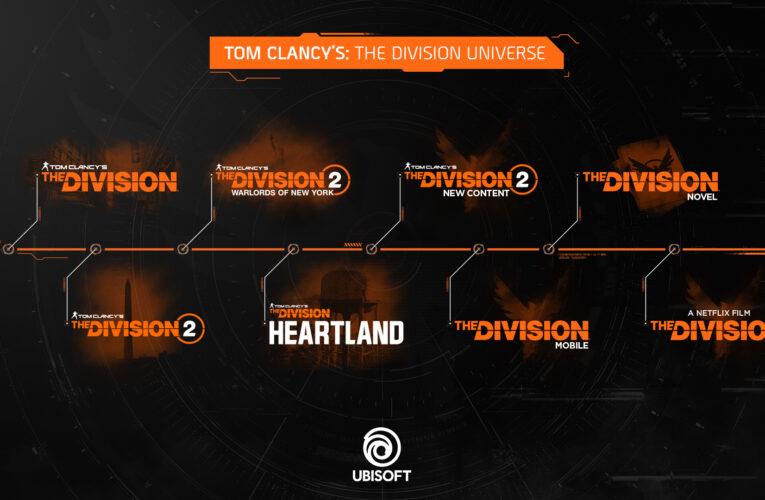 Ubisoft Anuncia la Expansión del Universo Tom Clancy's The Division