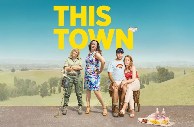 Topic adquire la comedia neozelandesa 'This Town'