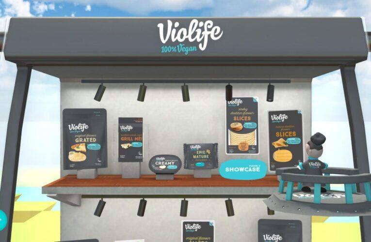 Violife lanza el primer juego de barbacoa vegana