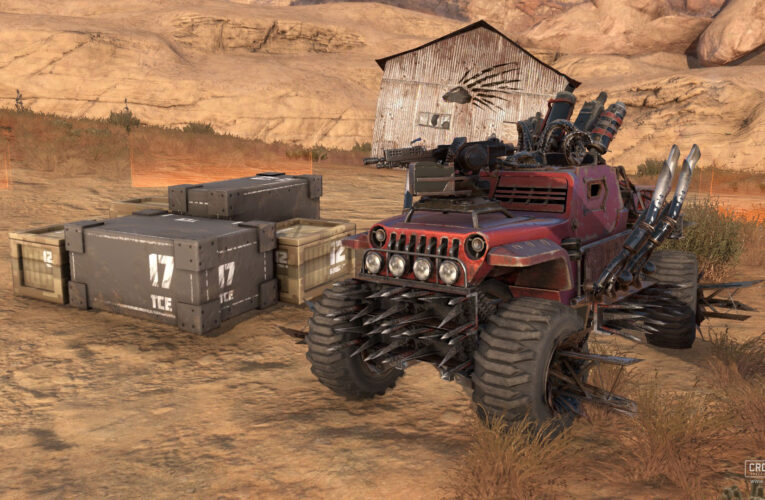 Los jugadores de 'Crossout' se preparan para una nueva guerra con los Ravagers