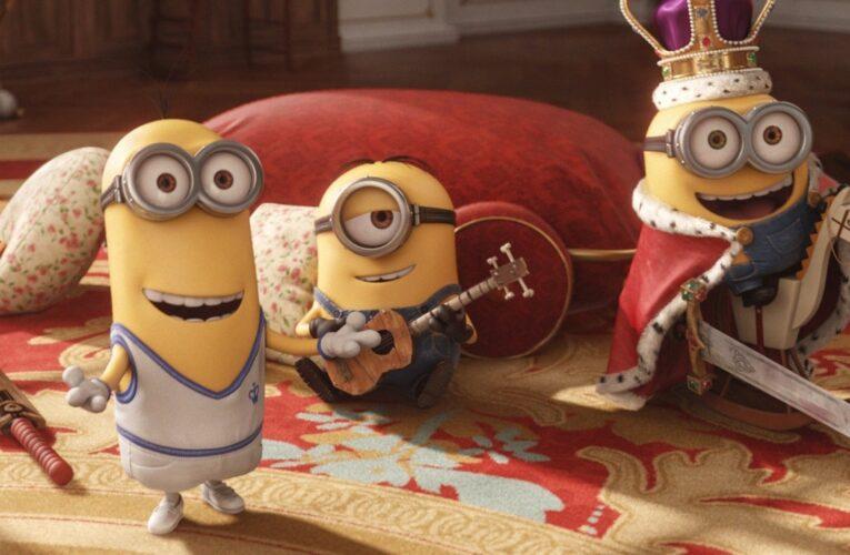 Domingos de Agosto: 'Minions' llega a TNT Megafilm hoy a las 22hs