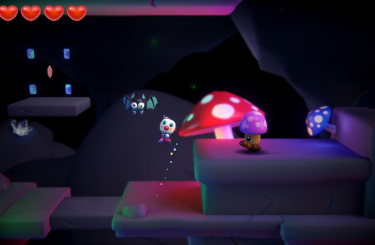 ¡El alegre juego de plataformas 'Ayo the Clown' ya está disponible para PC y Nintendo Switch!