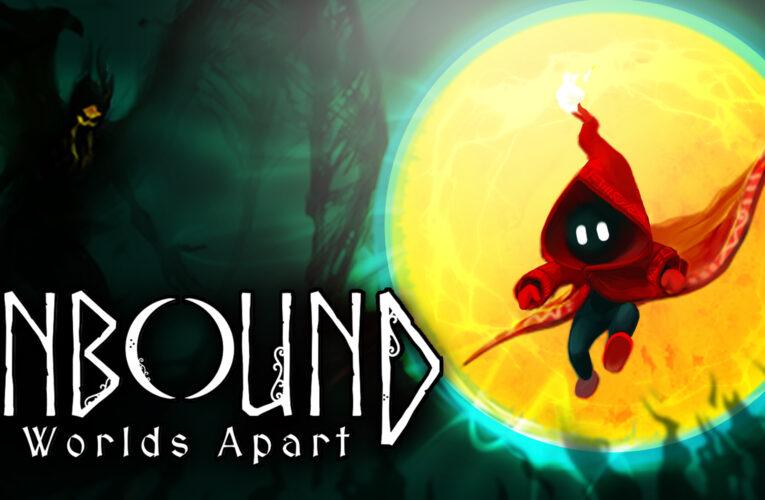La aventura de salto de portal, 'Unbound: Worlds Apart', se lanza hoy en PC y Switch
