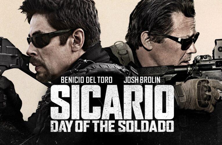 """Space – Club del Miedo + """"Sicario: Día del Soldado"""""""