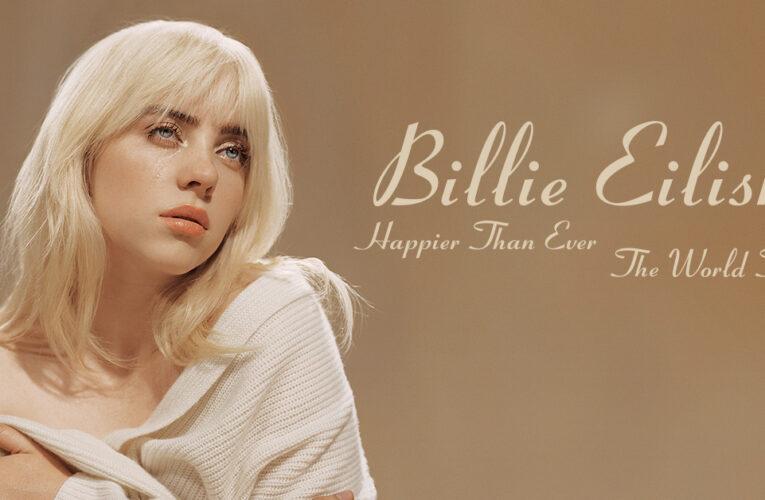 La experiencia cinematográfica de Billie Eilish en concierto Happier Than Ever: Una carta de amor para Los Ángeles se estrenará en exclusiva en Disney+