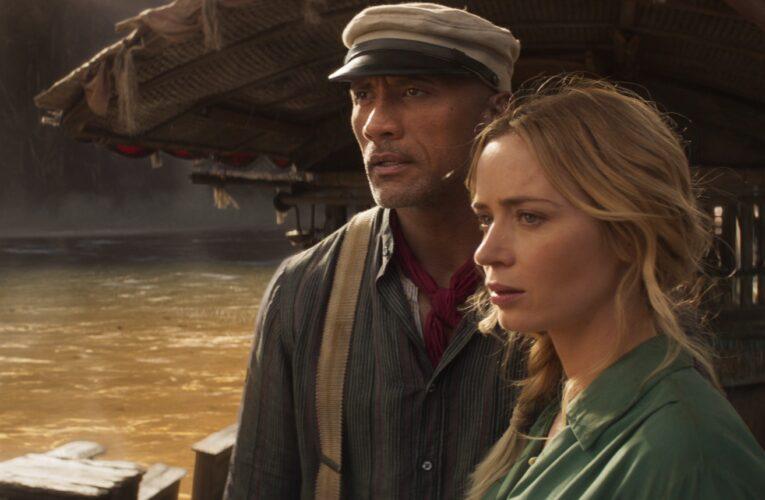 'Jungle Cruise' celebró su premiere global en Disneyland