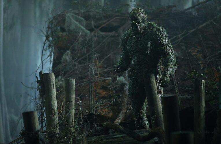 Festival Max: No te pierdas la primera temporada de 'Swamp Thing' hoy en HBO Signature desde las 20hs