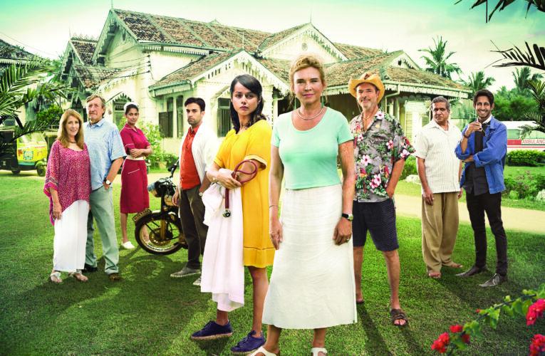 'The Good Karma Hospital' estrena en TNT Series este viernes 3 de septiembre