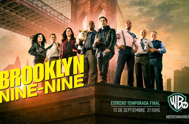 Warner Channel estrena la octava y última temporada de 'Brooklyn Nine Nine'