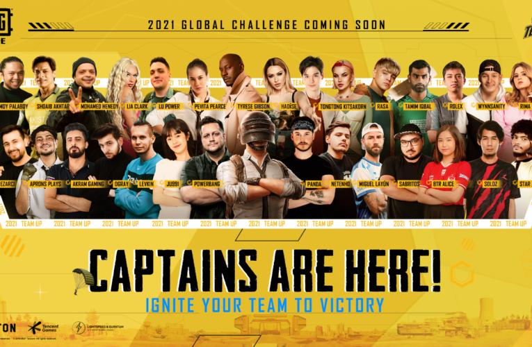 PUBG MOBILE revela a los campeones del TEAM UP CHALLENGE 2021 y anuncia nuevas colaboraciones incluida el regreso de Alan Walker