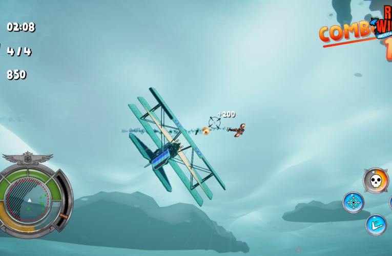 All in! Games anuncia 'Red Wings: American Aces', con multijugador en línea