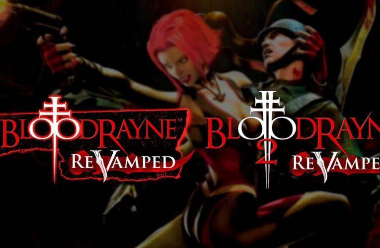 'BloodRayne: ReVamped' llega a la consola y Switch mientras Ziggurat lleva el Deadly Dhampir a nuevas plataformas (Xbox One / Switch / PS4