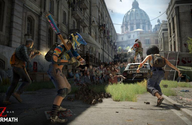 'World War Z: Aftermath' ha llegado a consolas y PC
