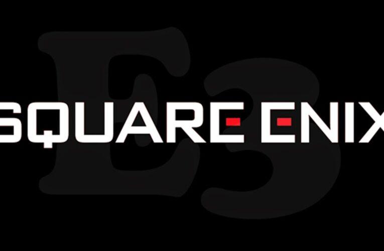 SQUARE ENIX anuncia programas de transmisión para el Tokyo Game Show 2021