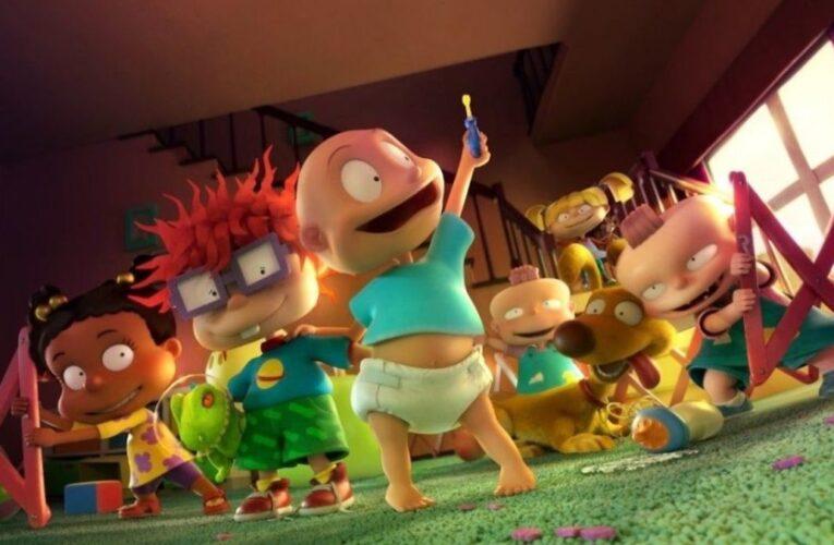 Paramount+ renueva el remake de Rugrats para una segunda temporada
