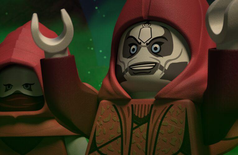 Disney+ estrena el espeluznante tráiler de Lego Star Wars: Historias Aterradoras