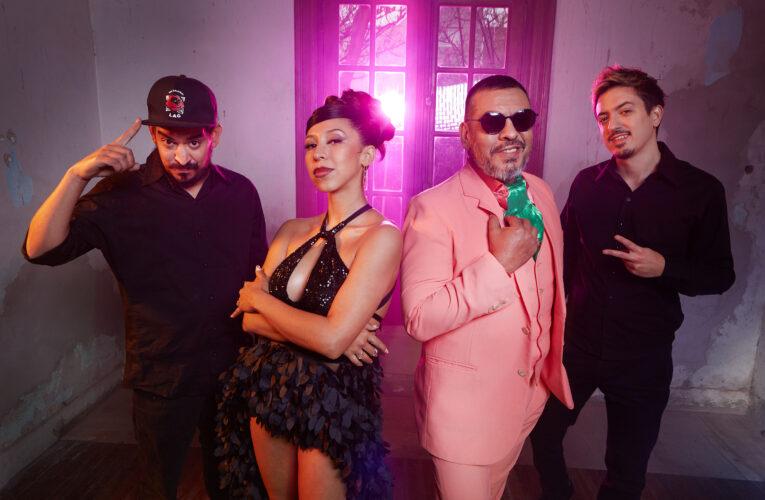 La Orquesta Delio Valdez al Vive Latino pero primero al Luna Park con Los Palmeras