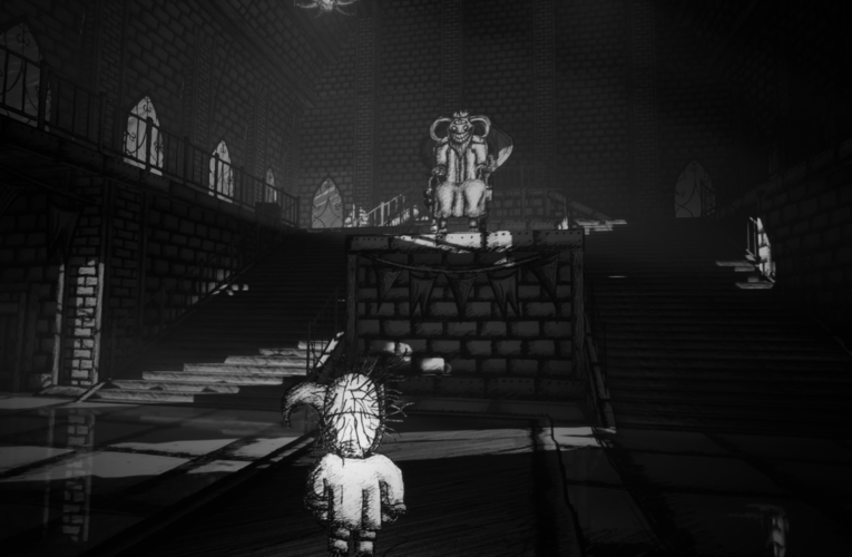 'My Beautiful Paper Smile' llega a Steam Early Access