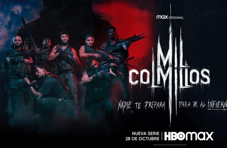 'Mil Colmillos', la primera serie colombiana Max Original, se estrena el 28 de octubre en HBO Max