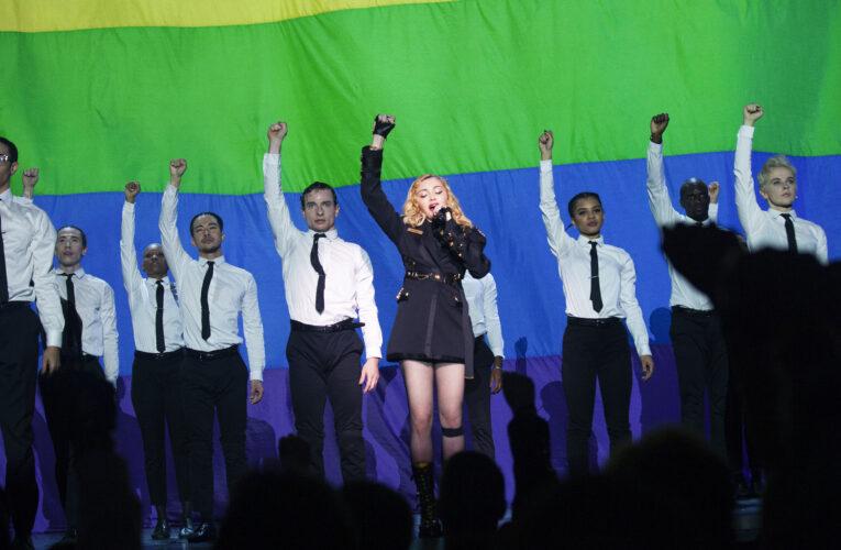 Desde hoy el exclusivo concierto de Madonna, Madame X, está disponible en Paramount+