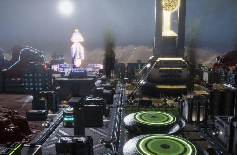 'Sphere – Flying Cities' ya está disponible en Steam Early Access