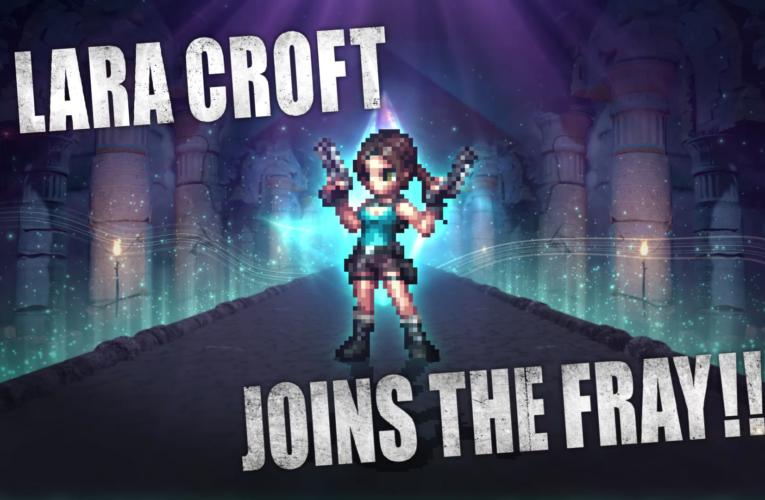 La colaboración de Tomb Raider comienza en Final Fantasy Brave Exvius