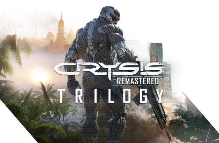 Crysis Remastered Trilogy ya está disponible en consolas y PC