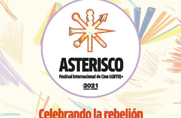 8va Edición de 'Asterisco', Festival Internacional de Cine LGBTIQ+, del 28/10 al 07/11