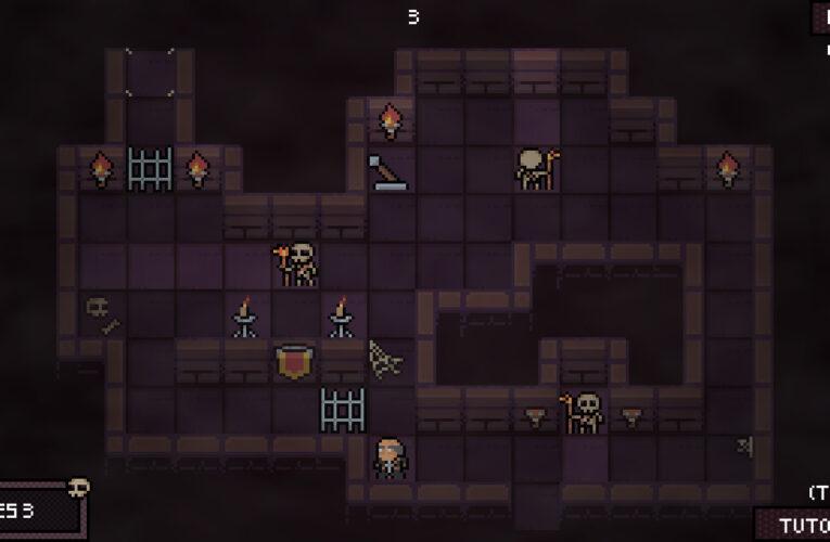 'Dark Crypt' ya está disponible en Steam e Itch.io